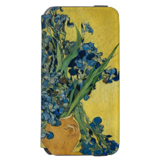 Irises by Vincent Van Gogh iPhone 6/6s Wallet Case