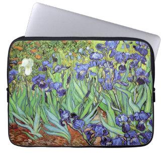 Irises by Vincent van Gogh Computer Sleeve