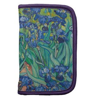 Irises by Vincent van Gogh Organizer