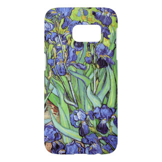 Irises by Vincent van Gogh Samsung Galaxy S7 Case