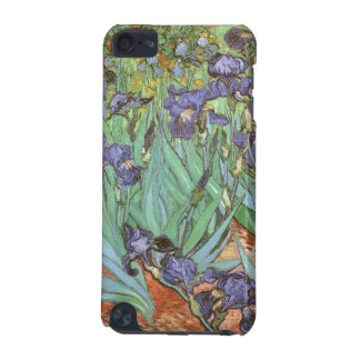 Irises by Vincent van Gogh, Vintage Flowers Art iPod Touch (5th Generation) Cover