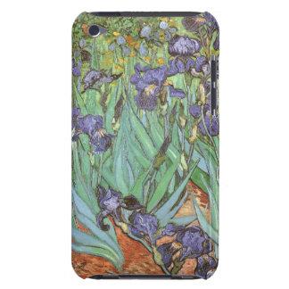 Irises by Vincent van Gogh, Vintage Flowers Art iPod Touch Case-Mate Case
