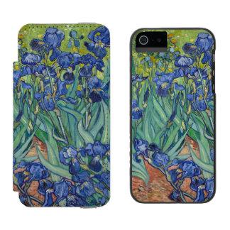 Irises by Vincent Van Gogh Incipio Watson™ iPhone 5 Wallet Case