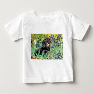 Irises - Dachsund (BT4) Baby T-Shirt