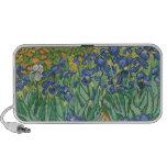 Irises Doodle Speakers