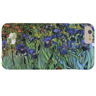 Irises (F608) Van Gogh Fine Art Barely There iPhone 6 Plus Case