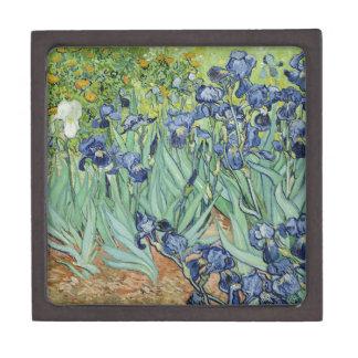 Irises Gift Box