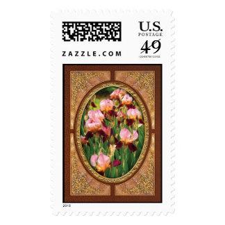 Irises - GY Morrison Postage