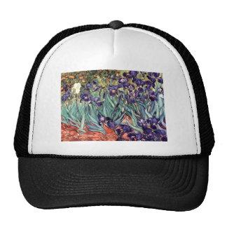 Irises Mesh Hats