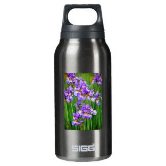 Irises Insulated Water Bottle