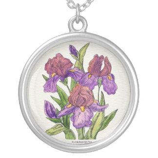 Irises Custom Jewelry
