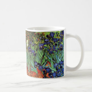 Irises, Saint-Remy, Van Gogh Coffee Mug