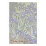 Irises - Stationery