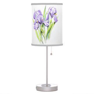Irises Table Lamp