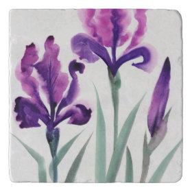 Irises Trivets