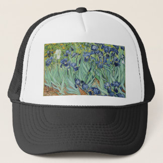Irises Trucker Hat