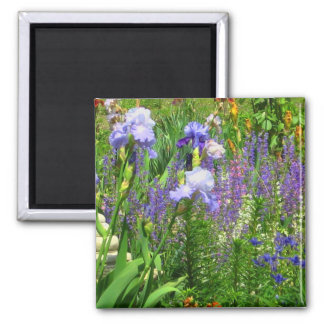 Irises, Tulips, and Wildflowers of Indiana Magnet