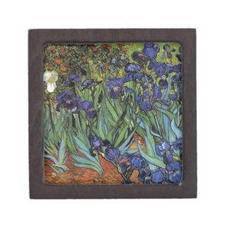 Irises Van Gogh Gift Box