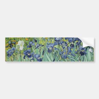 Irises - Van Gogh Sticker