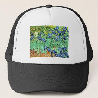 Irises - Vincent Van Gogh (1889) Trucker Hat