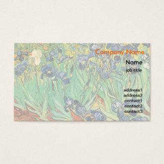 Irises, Vincent van Gogh Business Card