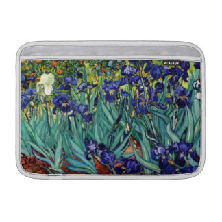 """Irises Vincent Van Gogh MacBook Air 11"""" Sleeve"""
