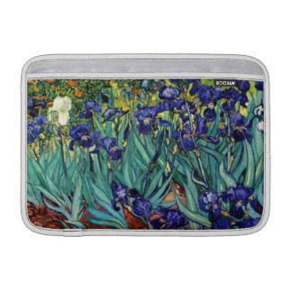 """Irises Vincent Van Gogh MacBook Air 11"""" Sleeve MacBook Sleeves"""