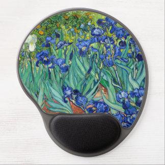 Irises Vincent van Gogh Painting Gel Mousepad
