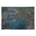 Irises & Water Lilies Place Mat