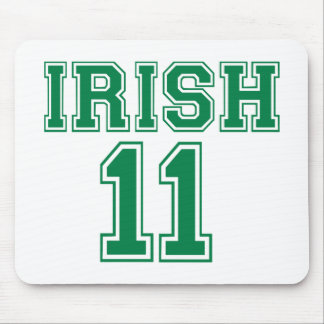 Irish 2011 mouse pad