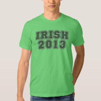 Irish 2013 st patricks day t-shirt