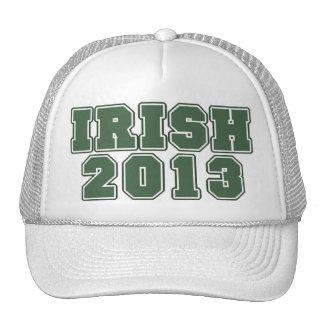 Irish 2013 st patricks day trucker hat