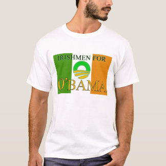 IRISH 4 OBAMA T-Shirt