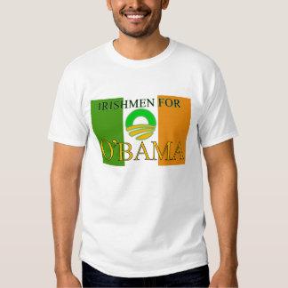 IRISH 4 OBAMA TEE SHIRT
