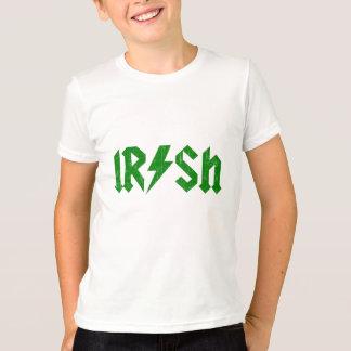 Irish AC/DC Green T-Shirt