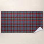 Irish Accents Clan MacNamara Tartan Beach Towel