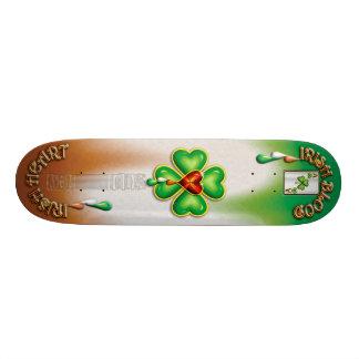 IRISH ACE SKATE BOARD DECK