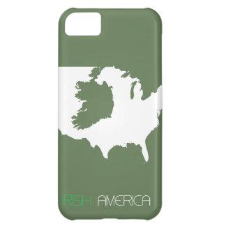 Irish America iPhone 5C Covers