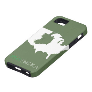 Irish America iPhone 5 Covers