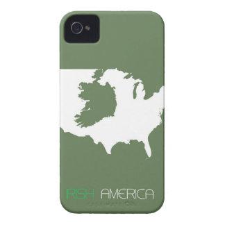 Irish America Case-Mate iPhone 4 Case