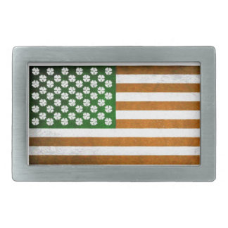 Irish American 015 Belt Buckle