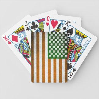 Irish American 015 Bicycle Playing Cards