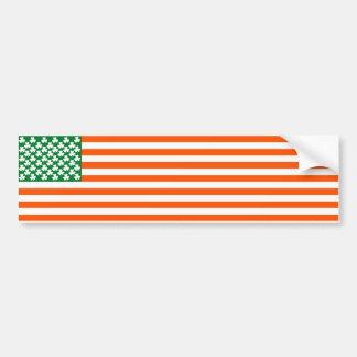Irish American Bumper Stickers