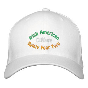 Irish American Culture Embroidered Baseball Hat 3877ffaeb6ca