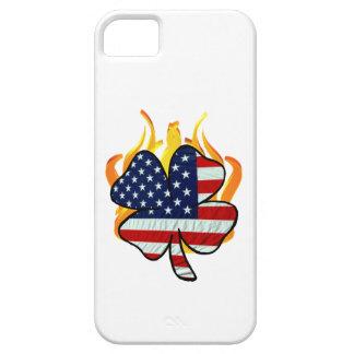 Irish American Firefighters iPhone SE/5/5s Case