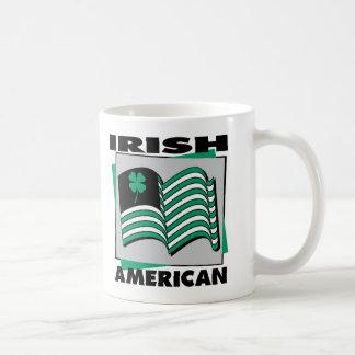 Irish American Flag Mugs