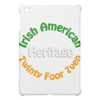 Irish American iPad Mini Cover