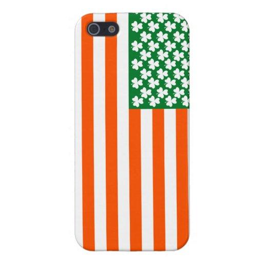 Irish American iPhone 5 Cover
