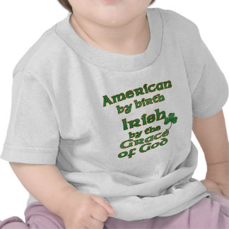 Irish American Joke Infant T-Shirts