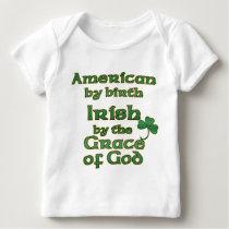 Irish American Joke Long Sleeved Infant T-Shirt